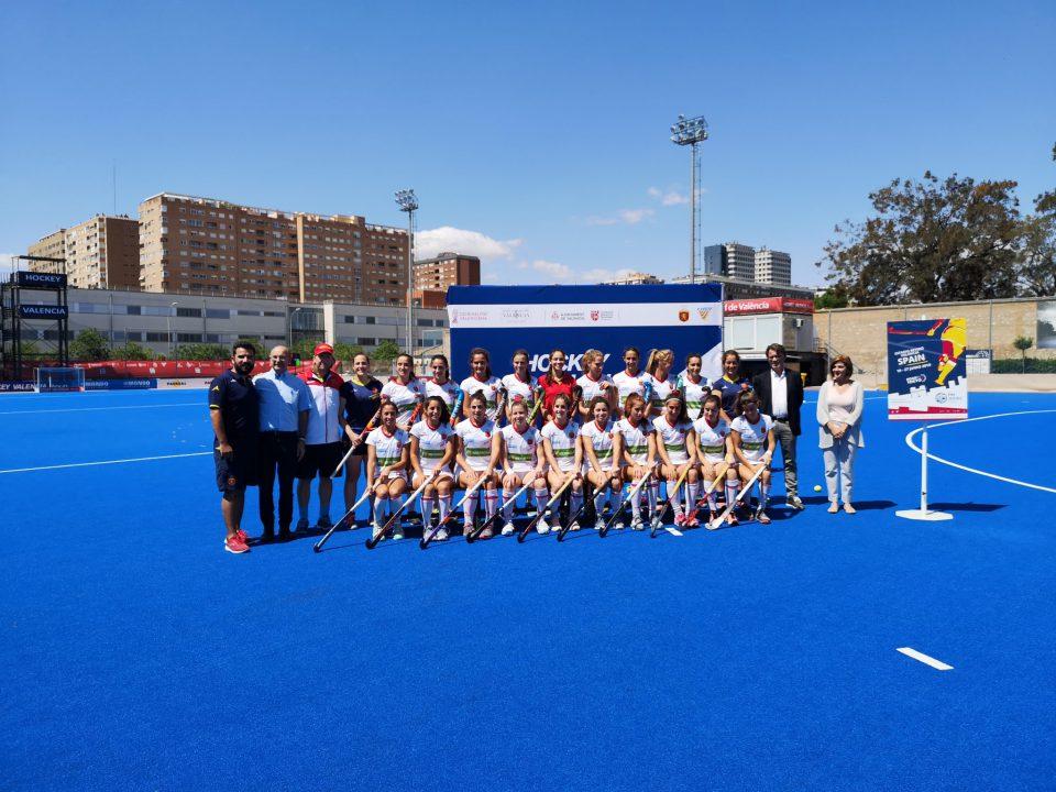 0105190f75 Valencia acogerá del 19 al 27 de junio la Valencia Hockey Series Final  Women 2019
