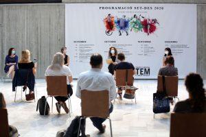 VALENCIA 2020-09-10 TEM Rueda de prensa Presentación programación