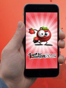 La realidad aumentada llega a la 'Tomatina'