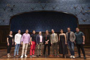 Presentación de Lucia di Lammermoor Gaetano Donizetti Foto Miguel Lorenzo