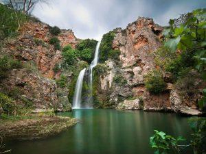 El Salto de Chella. Foto M.Canal Navarrés