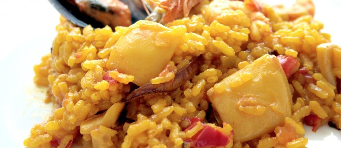 jornadas arroz y vino Valencia