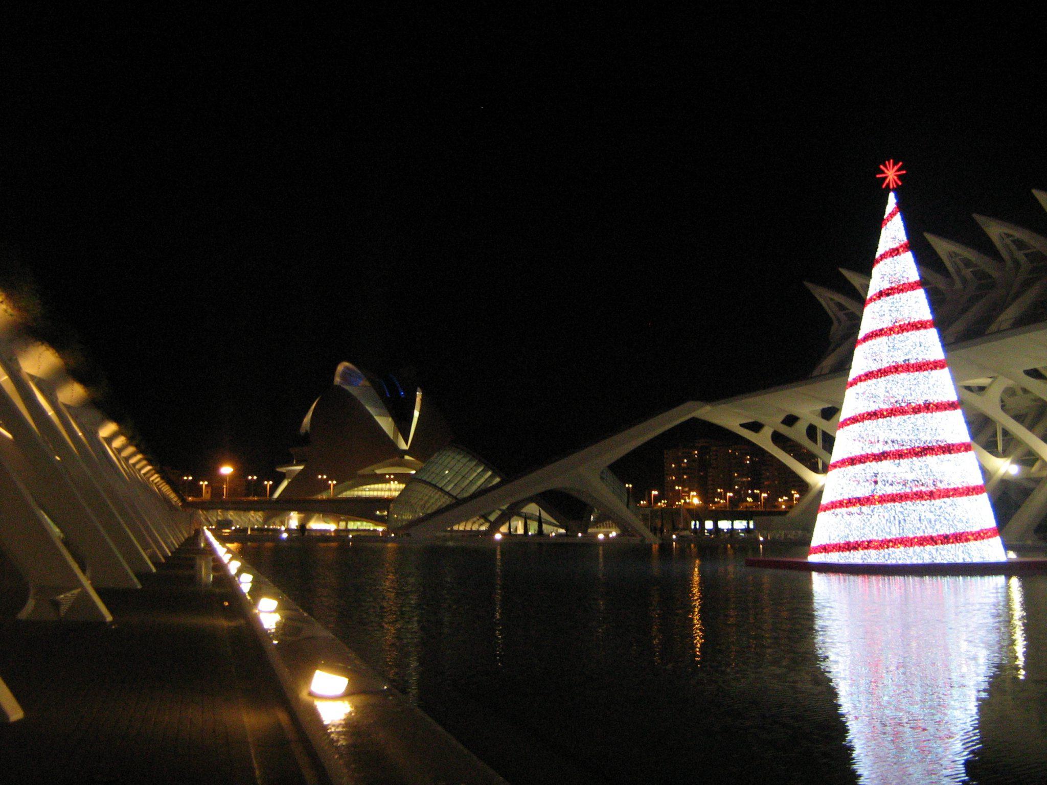 Navidad solidaria y mercadillo en las ciudad de las artes - Actividades navidad valencia ...