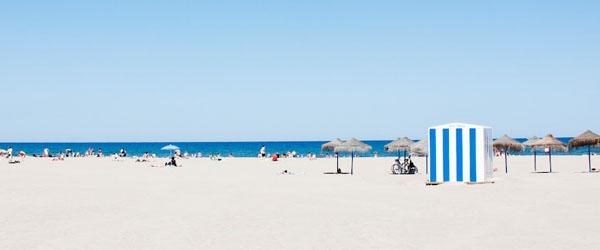 Las mejores playas Valencia