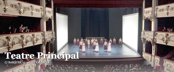 Teatro Principal Valencia - Grandes musicales y obras de teatro en Valencia